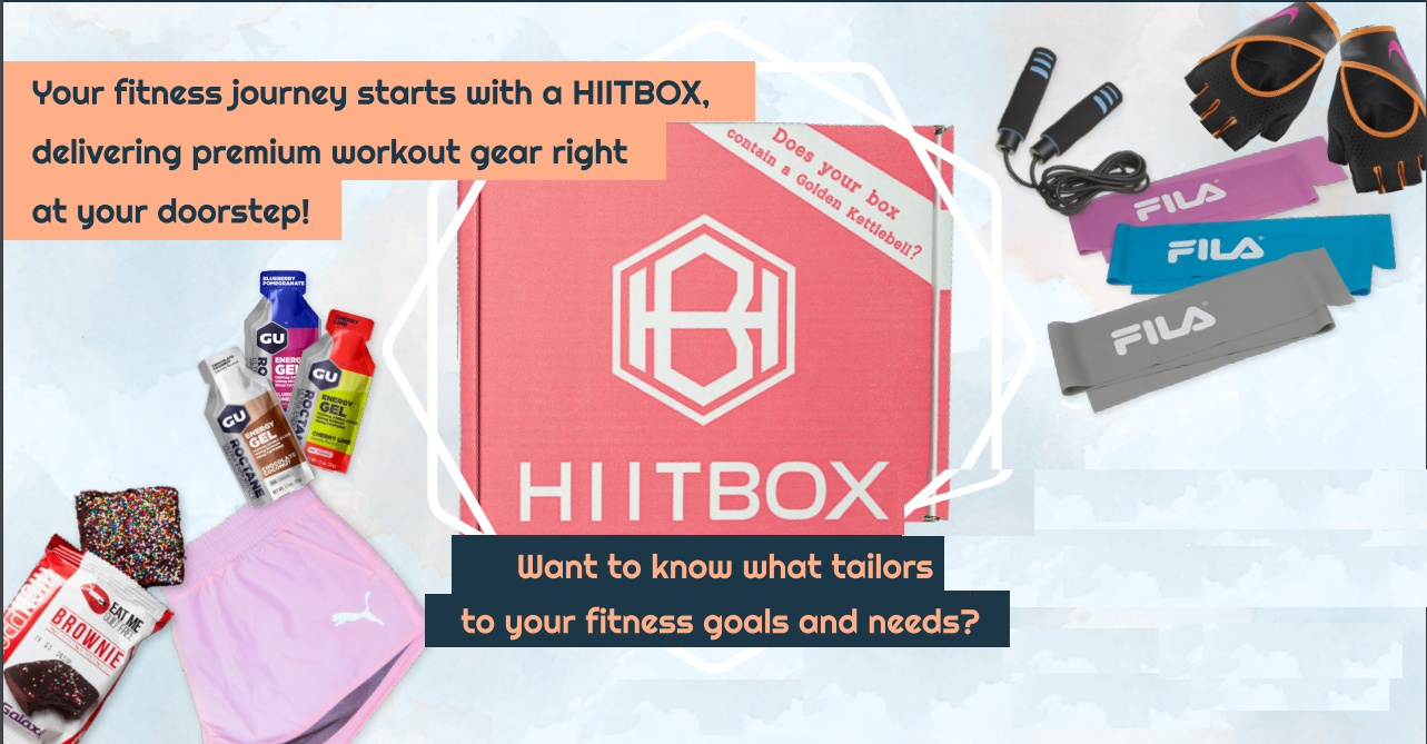 THE HIIT BOX