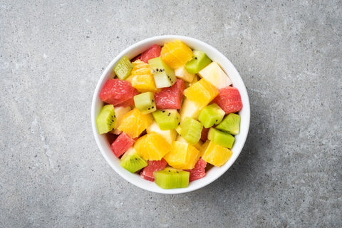 SIMPLE TROPICAL FRUIT SALAD