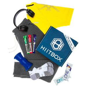 3 Month Subscription - HIIT Box