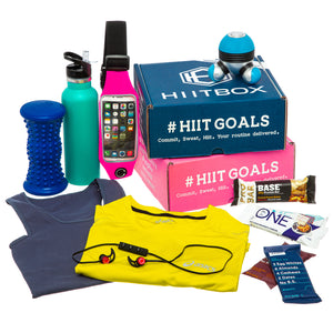 6 Month Subscription - HIIT Box