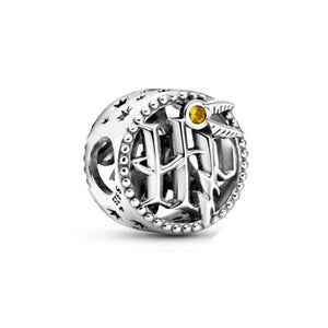 925 Sterling Silver Harry Potter Icon Pandora Compatible Charm