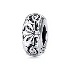Load image into Gallery viewer, 925 Sterling Silver Vintage Pandora Compatible Spacer