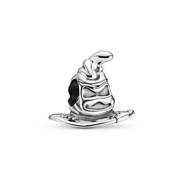 925 Sterling Silver Harry Potter Sorting Hat Pandora Compatible Bead Charm