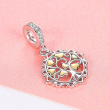Load image into Gallery viewer, 925 STERLING SILVER TREE of HEARTS