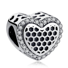 Load image into Gallery viewer, 925 STERLING SILVER  Heart Charm