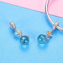 Load image into Gallery viewer, 925 STERLING SILVER FAIRY PENDANTS NECKLACE JEWELRY