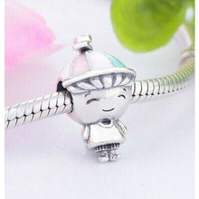 Load image into Gallery viewer, 925 Sterling Silver Sweet Little Propeller Hat Boy Charm