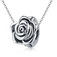 Load image into Gallery viewer, BAMOER ROSE 925 SILVER PENDANTS SCC1101