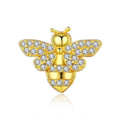 LITTLE E BEE PENDANTS 925 STERLING SILVER CHARMS