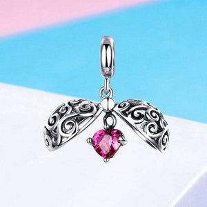 925 STERLING SILVER PENDANTS DIY NECKLACES SCC1114