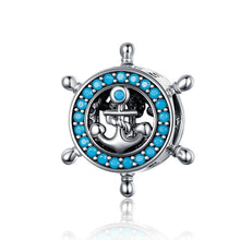 Load image into Gallery viewer, 925 Sterling Silver Anchor Pandora Compatible Charm