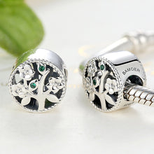 Load image into Gallery viewer, Fashion 100% 925 Sterling Silver Tree of Life Bead Charms Fit Pandora Bracelets Women Beads & Jewelry Making SCC115