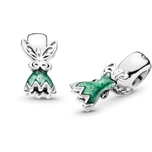Load image into Gallery viewer, 925 Sterling Silver Tinkerbell Pandora Compatible Dangle Charm