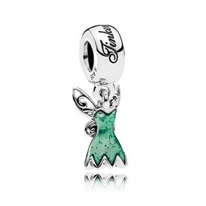 925 Sterling Silver Tinkerbell Pandora Compatible Dangle Charm