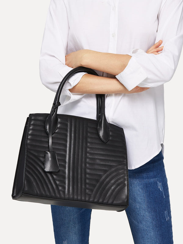 Bolso de mano Sarah Leather Everyday