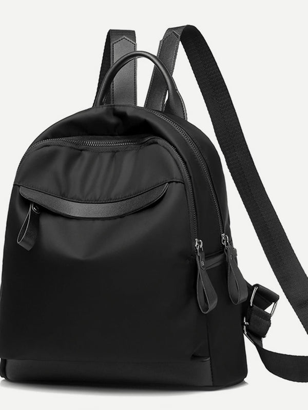 Marie Black Everyday Travel Backpack