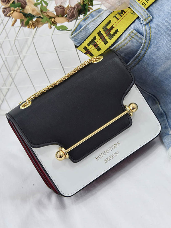 Bernadette Clutch (Black)