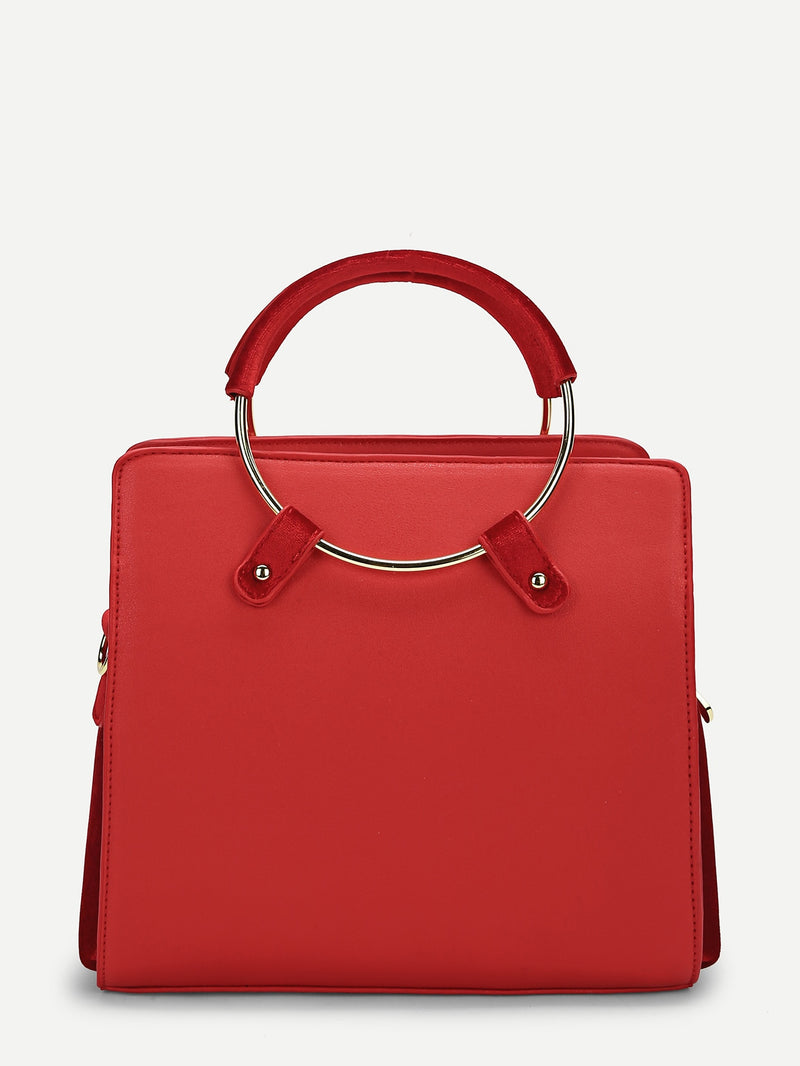 Lisa Satchel (Rojo)
