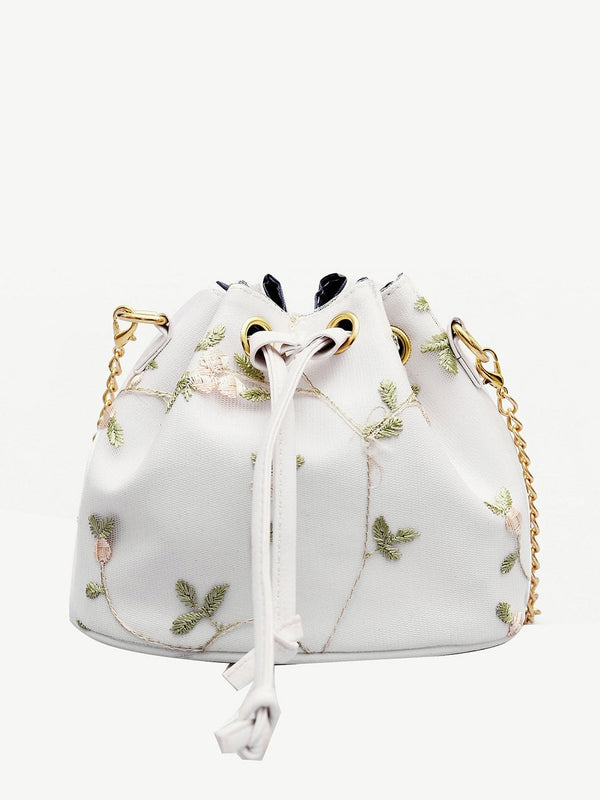 Frieda Bucket Bag