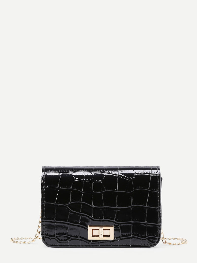 Julieta Bag (Black)