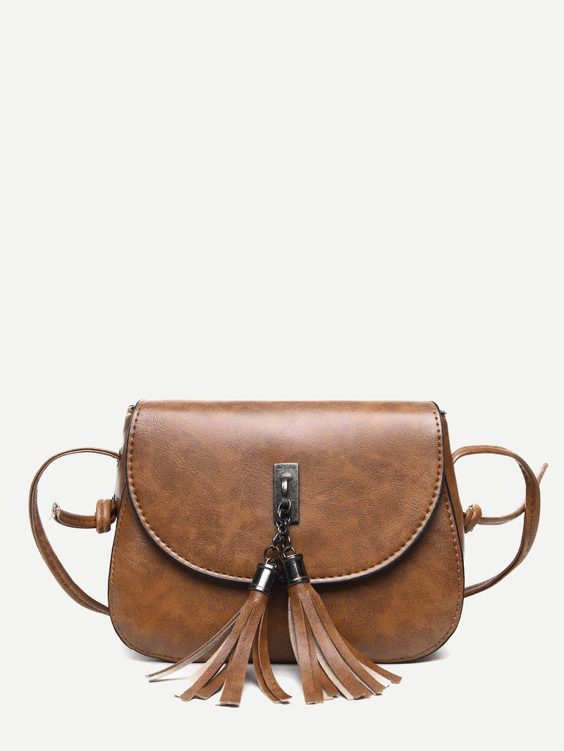 Sac de selle Sherry (Marron)