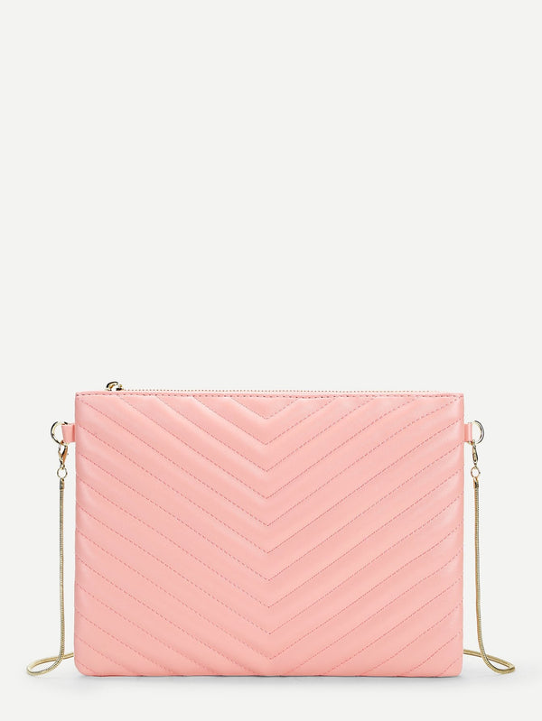 Anabelle Clutch Bag (Pink)