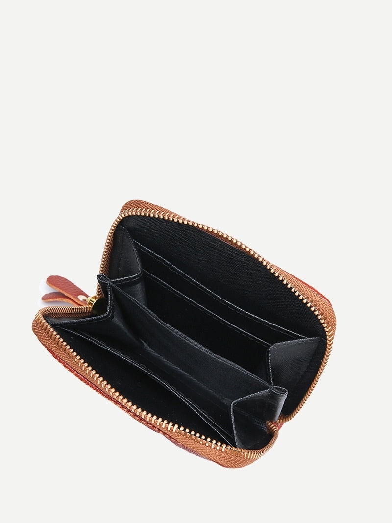Antoinette Mini Purse (Brown)