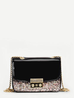 Marilyn Clutch (Noir)