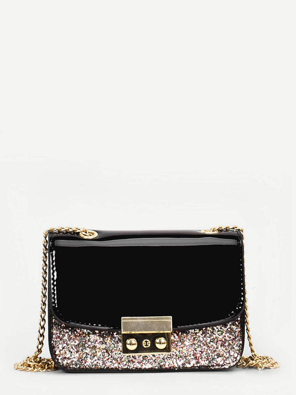 Marilyn Clutch (Black)