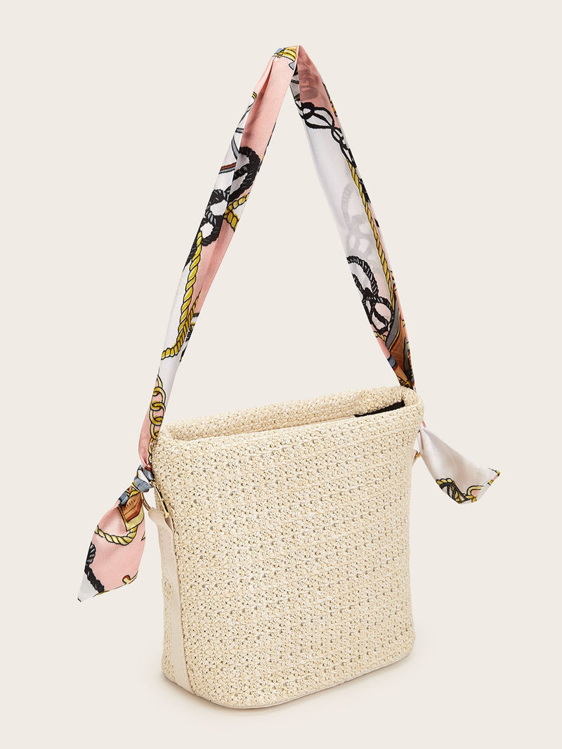 Aria Twilly Scarf Bag