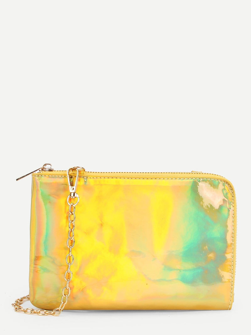 Lolita Crossbody Bag (Gold)