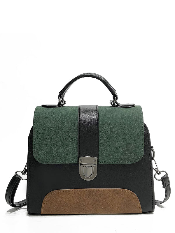 Judith Shoulder Bag (Green)