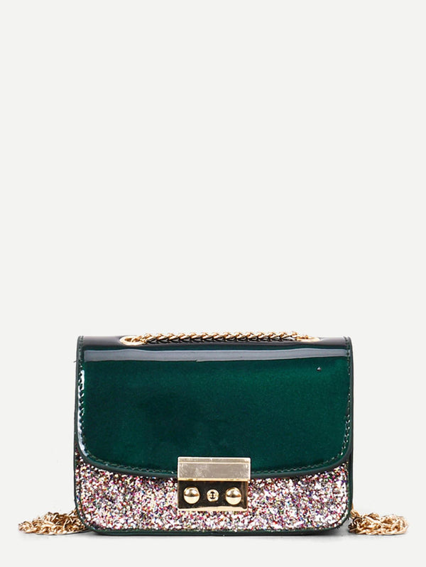 Marilyn Clutch (Green)