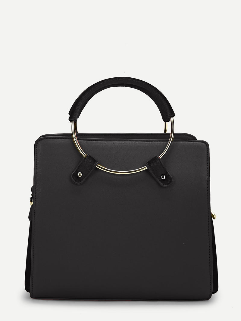 Lisa Satchel (Black)