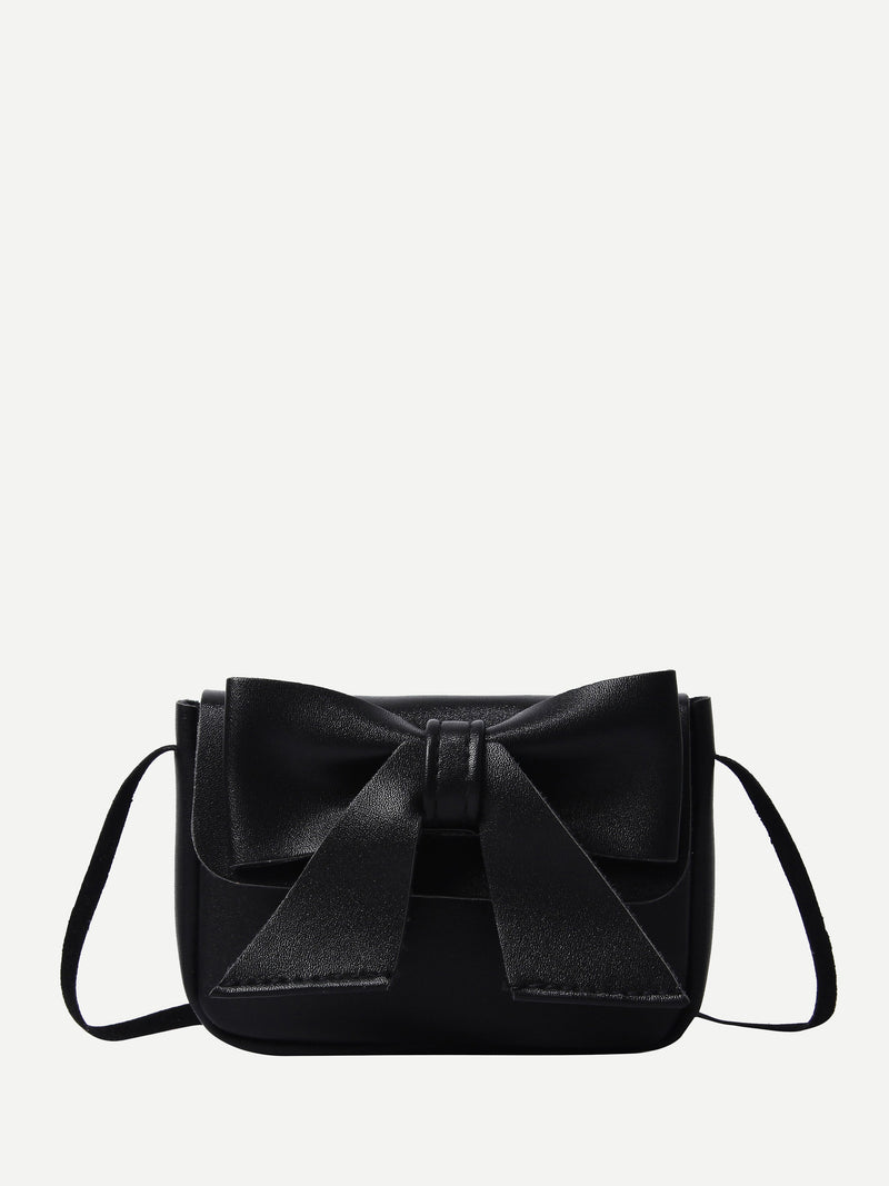 Patricia Shoulder Bag (Black)