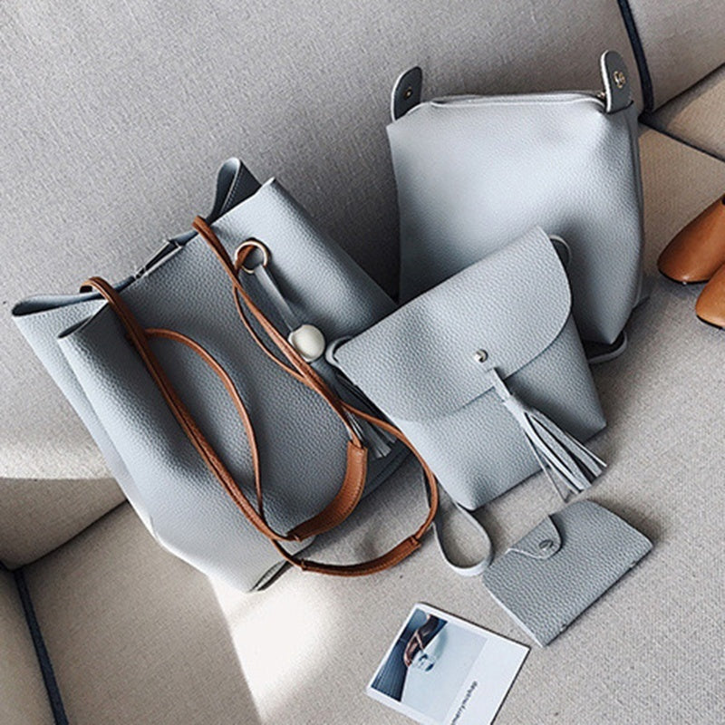 Inês Set of Four Bags