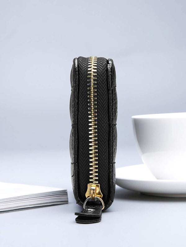 Antoinette Mini Purse (Black)