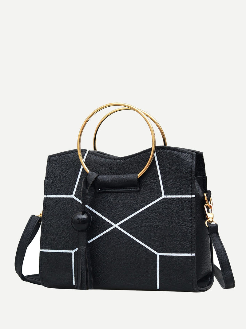 Maya Satchel (Black)