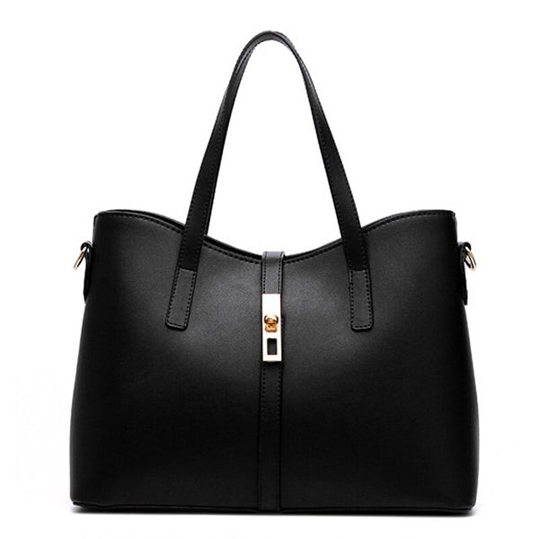 Annabelle's Classic Women's Leather Tote Bag