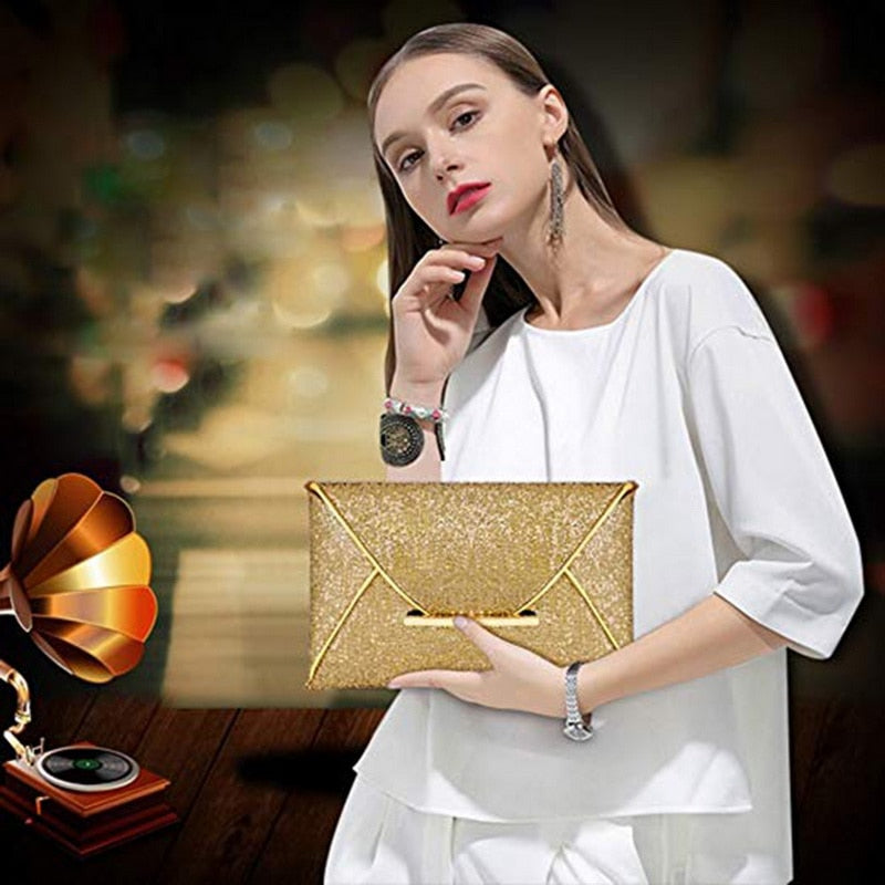 Amelie Luxury Clutch