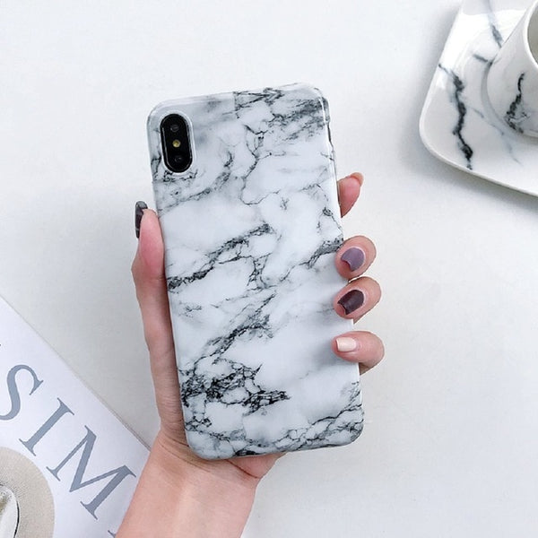 Lmds Marble IPhone 7/ 8 Plus Case