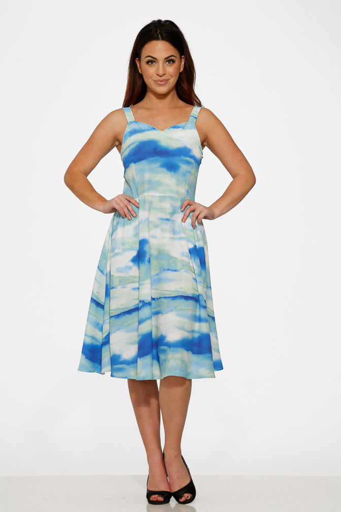 20300 Sky Clouds Dress