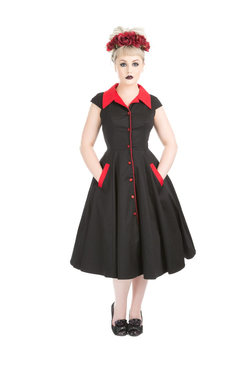 3310 Diablo Swing Dress