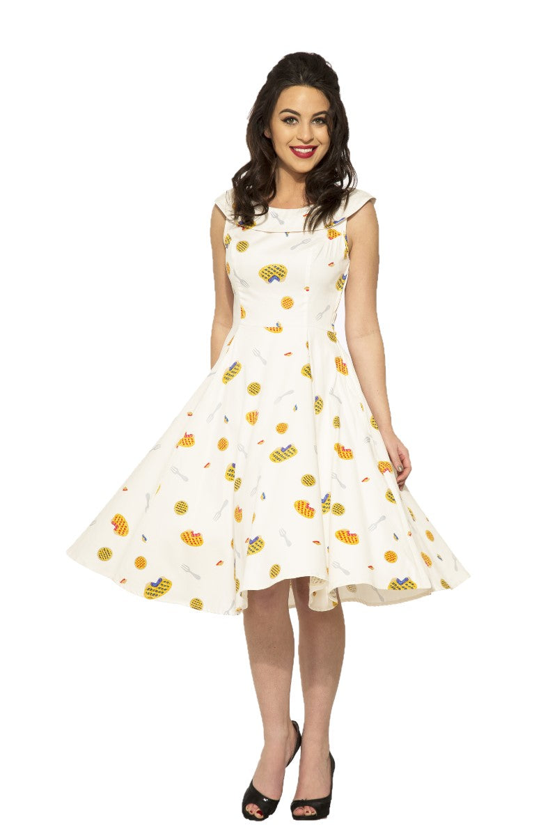3759 Pie Oh My Swing Dress