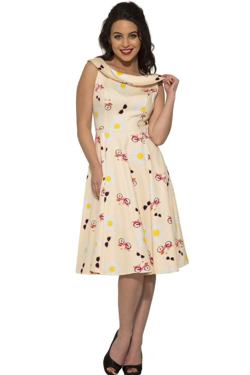 3759 Sunnyside Lane Swing Dress