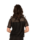 C5690 Battersea Mesh Top