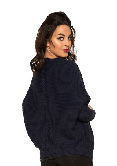 C6266 Bonnie Flyaway Cardigan with Pockets