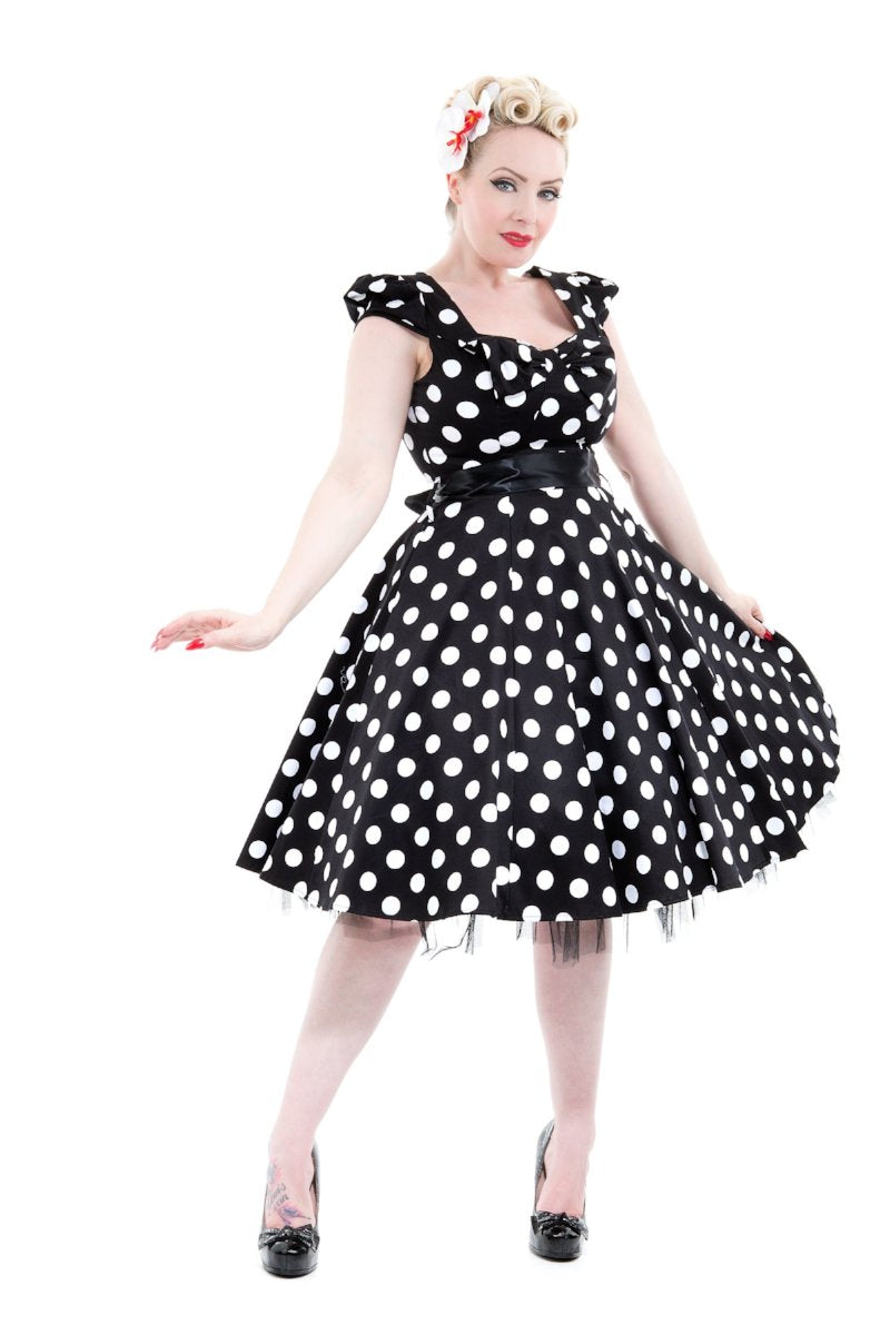 6690 Minnie Swing Dress