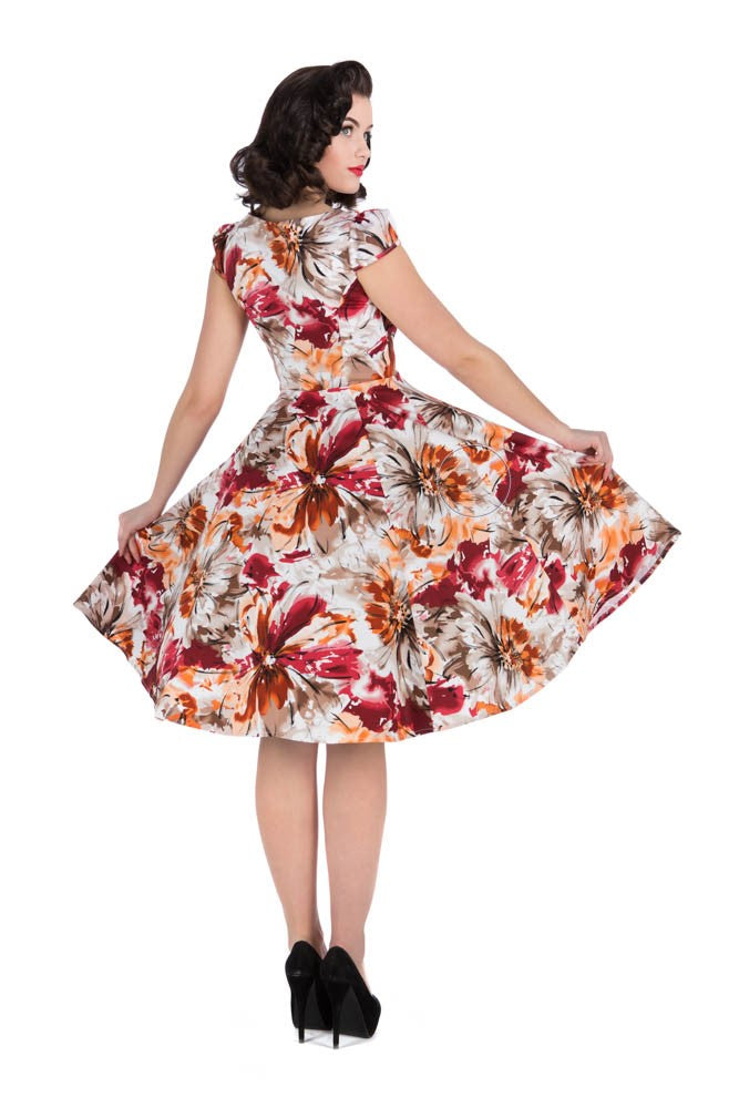 9223 Desert Flower Dress