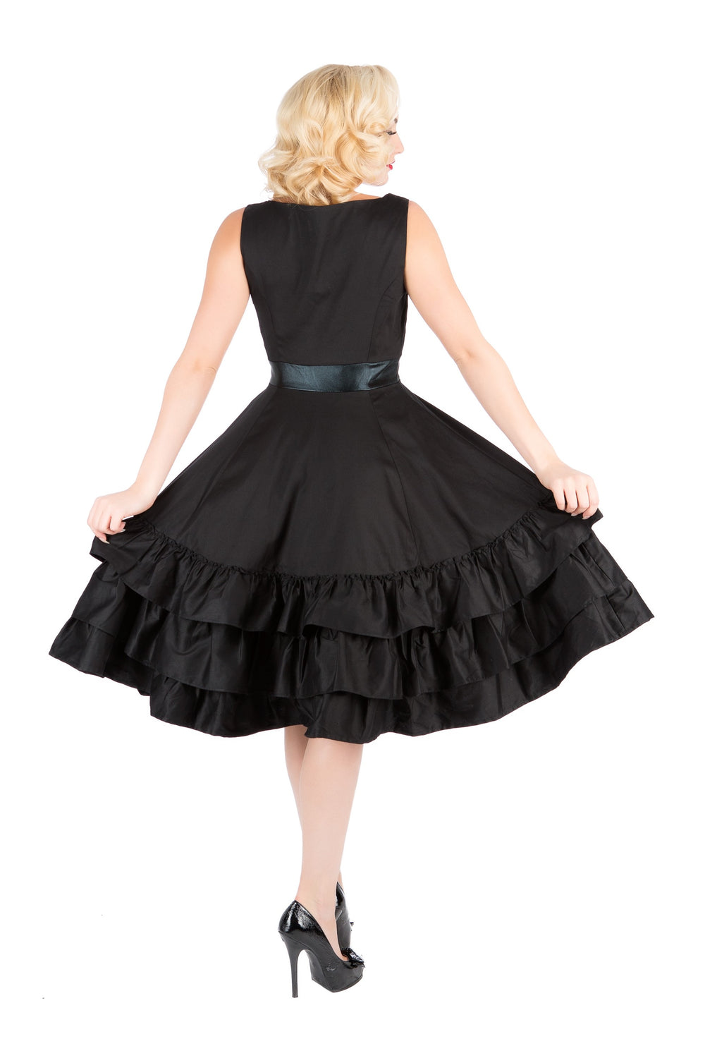 9352 Frills 'n' Thrills Dress